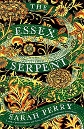 The Essex Serpent, signed by Sarah Perry