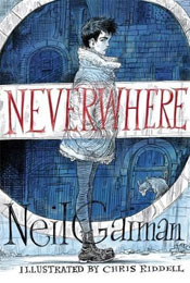 Neverwhere, signed by Neil Gaiman