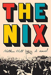 The Nix, signed by Nathan Hill