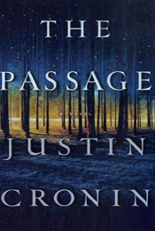 The Passage, signed by Justin Cronin