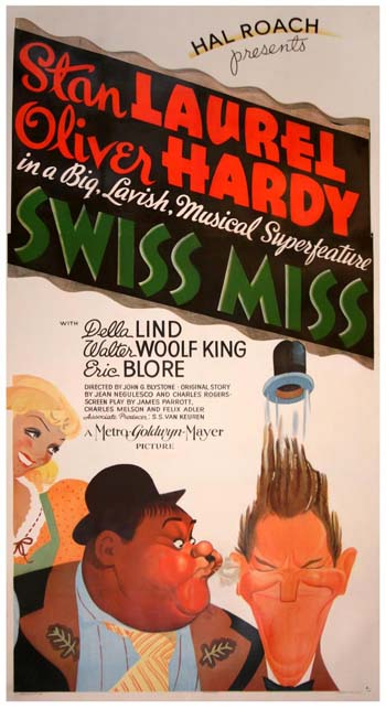 Swiss Miss (1938)