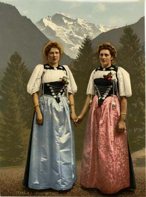 Women from Switzerland