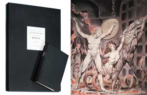 Paradise Lost illustrated by William Blake