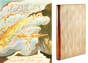 Visions of the Daughters of Albion by William Blake