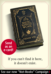 "See Our New ""Not-Books"" Ad Campaign"