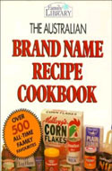 The Australian Brand Name Recipe Cookbook