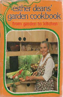 Esther Dean's Garden Cookbook