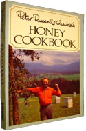 Honey Cookbook by Peter Russell-Clarke