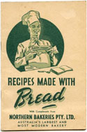 Recipes Made With Bread