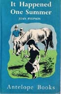 It Happened One Summer by Joan Phipson