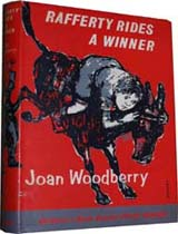 Rafferty Rides a Winner by Joan Woodberry