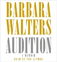 Audition by Barbara Walters Audio CD
