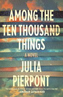 Discounted copies of Among the Ten Thousand Things by Julia Pierpont