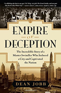 Discounted copies of Empire of Deception by Dean Jobb