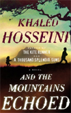 Discounted copies of And the Mountains Echoed by Khaled Hosseini