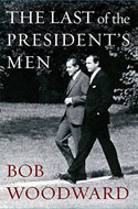 Discounted copies of The Last of the President's Men by Bob Woodward