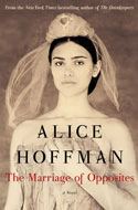 Discounted copies of The Marriage of Opposites by Alice Hoffman