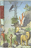 Aesop's Fables Illustrated by Fritz Kredel