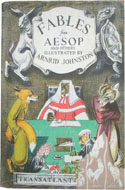 Arnrid Johnston�s Fables from Aesop