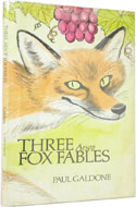 Three Aesop Fox Fables by Paul Galdone
