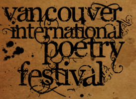 2011 Vancouver Poetry Festival