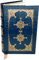 Leather-bound set of Jane Austen works