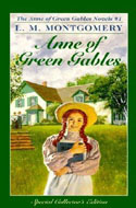Anne of Green Gables by Lucy Maud Montgomeryr