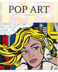 Pop Art (Taschen's 25th Anniversary) by Tilman Osterwold