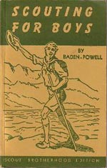 Scouting for Boys by Robert Baden-Powell