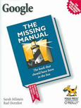 google: The Missing Manual by Sarah Milstein