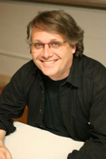 Comics author Scott McCloud