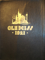 Old Miss 1921 yearbook