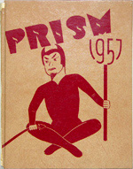 Prism 1959 yearbook