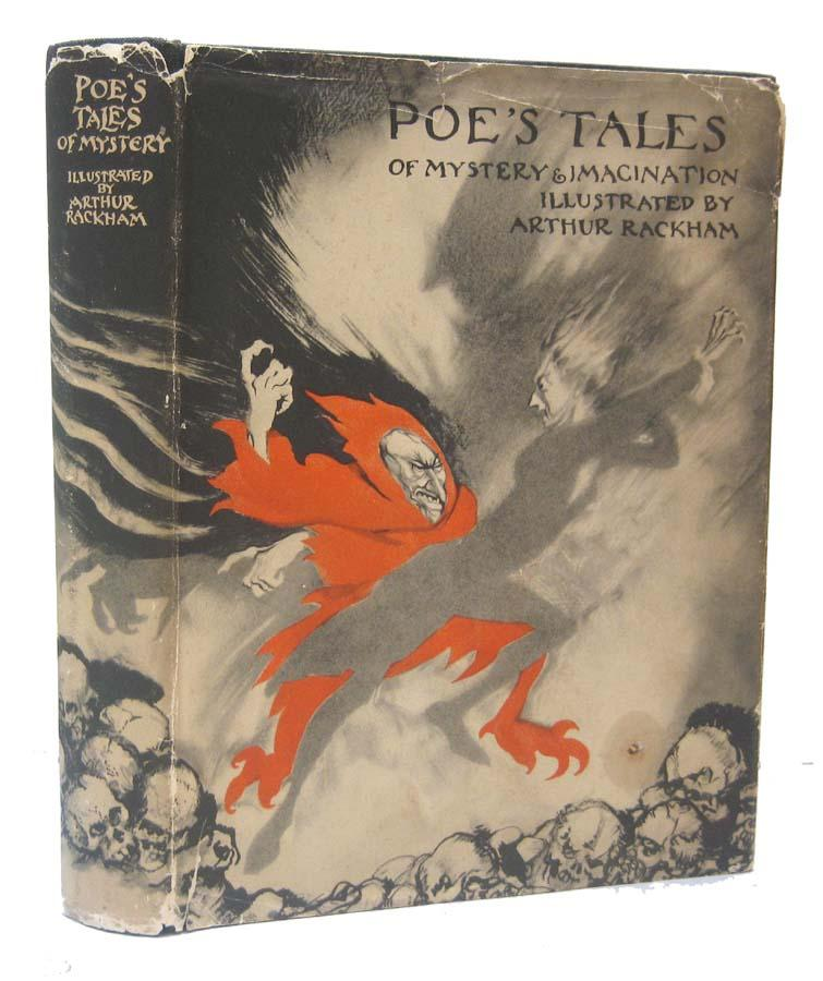 Tales of Mystery & Imagination by Edgar Allan Poe