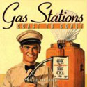 Gas Stations Coast to Coast by Michael Karl Witzel