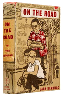 On the Road by Jack Kerouac - First UK edition, published by Andre Deutsch in 1958
