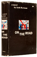On the Road by Jack Kerouac - Published by Viking in 1957