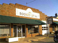 Booked Up bookstore