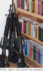 Rifles & Books