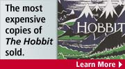 Expensive Copies of The Hobbit