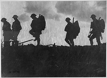 WWI Image in Public Domain