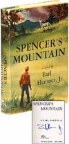 Spencer's Mountain by Earl Hamner Jr.