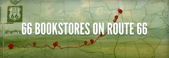 66 Bookstores on Route 66