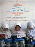 Large Print Books like Three Cups of Tea by Greg Mortenson