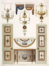 Finishing and Furniture of the Earl of Derby's House 1777