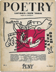 Literary Magazines - Poetry London-New York No. 2 - Winter 1956