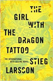 The Girl with the Dragon Tattoo by Stieg Larsson, Cover Design by Peter Mendelsund