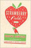 Strawberry Fields by Marina Lewycka, cover design by Stephanie Huntwork
