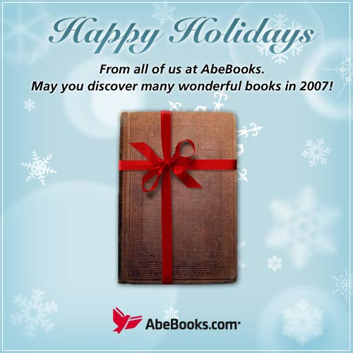 Happy Holidays from AbeBooks