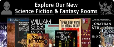 Explore Our New Science Fiction and Fantasy Book Rooms